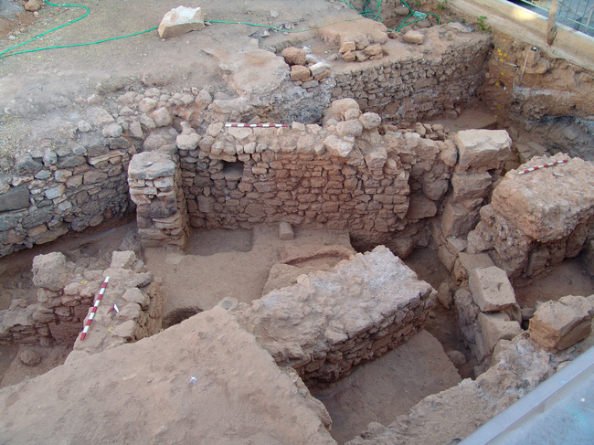 GSD EXCAVATIONS AT KASTELLI